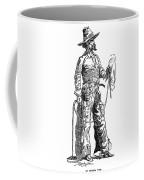 Remington Cowboy, 1887 Coffee Mug