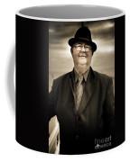 Reminiscing Days Bygone  Coffee Mug