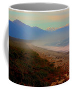 Remote New Zealand Beach Coffee Mug