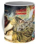 Renoir's Odalisque Coffee Mug