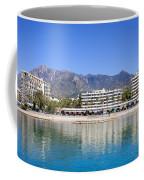Resort City Of Marbella In Spain Coffee Mug