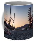 Resting Boats Coffee Mug