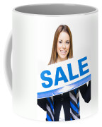 Retail Sale Coffee Mug