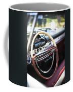 Retro Dashboard Coffee Mug