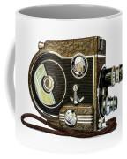 Revere 8 Movie Camera Coffee Mug