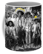 Revolutionary Soldiers Unknown  Mexico Location 1914-2014 Coffee Mug