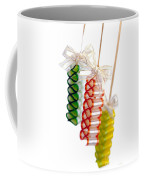 Ribbon Candy Coffee Mug