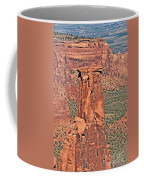 Rim Rock Colorado Coffee Mug