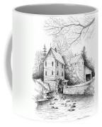 River Mill Coffee Mug