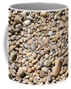 River Rocks Pebbles Coffee Mug