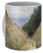 Road At La Cavee Coffee Mug