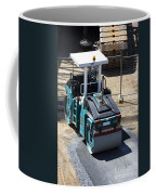 Road Roller Coffee Mug