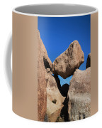 Rock Formation - Joshua Tree National Park Coffee Mug