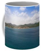 Rodney Bay St. Lucia Coffee Mug