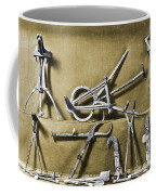 Roman Surgical Instruments, 1st Century Coffee Mug