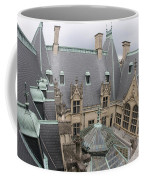 Roof Of Biltmore Estate Coffee Mug