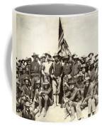 Roosevelt & Rough Riders Coffee Mug