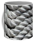 Rope Pattern Coffee Mug by Yali Shi