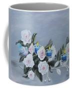 Roses And Candlelight Coffee Mug