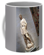 Rossellino's The David Of The Casa Martelli Coffee Mug
