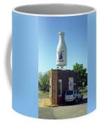 Route 66 - Giant Milk Bottle Coffee Mug