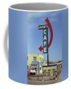 Route 66 - Grants Cafe Coffee Mug