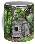 Route 66 - John's Modern Cabins Coffee Mug