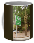 Route 66 - Kingman Arizona Coffee Mug