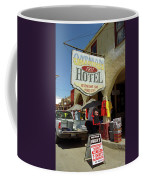 Route 66 - Oatman Arizona Coffee Mug