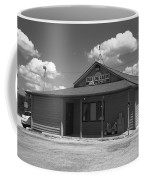 Route 66 - Old Log Cabin Coffee Mug