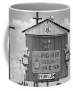 Route 66 - Pig-hip Restaurant Coffee Mug