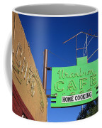 Route 66 - Uranium Cafe Coffee Mug