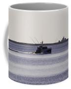 Running Out Coffee Mug