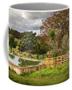 Rural Scene Coffee Mug by Carlos Caetano