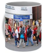 Rye Olympic Torch Relay Coffee Mug