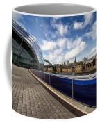 Sage Gateshead And Newcastle Skyline Coffee Mug