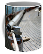 Sail Boat Rope Coffee Mug