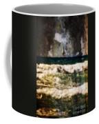 Sailing In California Coffee Mug