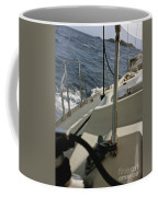 Sailing Coffee Mug