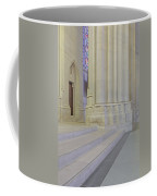 Saint John The Divine Cathedral Columns Coffee Mug
