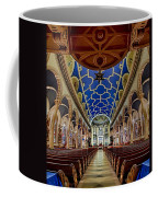 Saint Michael Church Coffee Mug by Susan Candelario