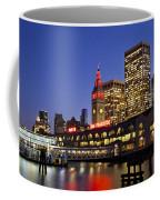 San Francisco Ferry Terminal - California, Usa Coffee Mug