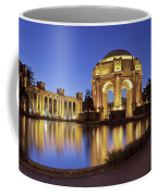 San Francisco Palace Of Fine Arts Theatre Coffee Mug