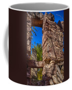 Sandstone Arch Jerome Black And White Coffee Mug