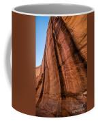 Sandstone Varnish Cliff - Coyote Gulch - Utah Coffee Mug