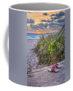 Sandy Toes Coffee Mug