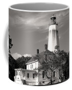 Sandy's Mark Bw Coffee Mug