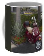 Santa Barbara Yacht Club Vespar Coffee Mug