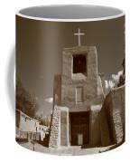 Santa Fe - San Miguel Chapel Coffee Mug