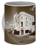 Santa Fe Street Scene Coffee Mug